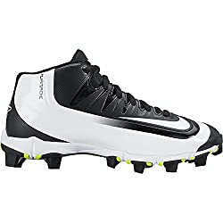 Nike Boy's Huarache 2kfilth Keystone (Gs) Baseball Cleat Blackvoltwhite Size 13 Kids Us