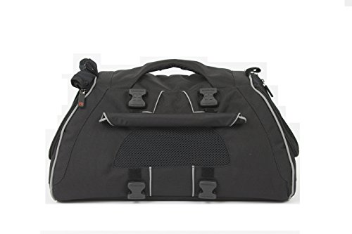 Petego Jet Set Pet Carrier with Forma Frame, Large, Black Label by Petego