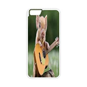 "Cute Piggy Custom Cover Case for iPhone6 4.7"" by Nickcase"