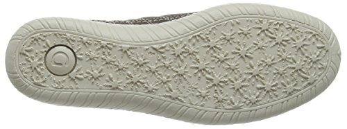 Gabor Women's Amulet Court Shoes Brown (Brown Nubuck) c6G452