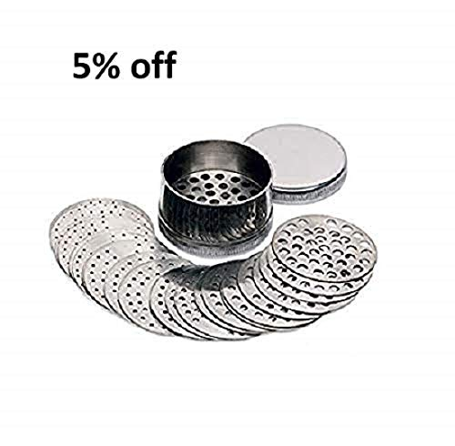 - Sorting Diamond Sieves 23 Plates 47mm Stainless Steel Accurate Precision in Measurements