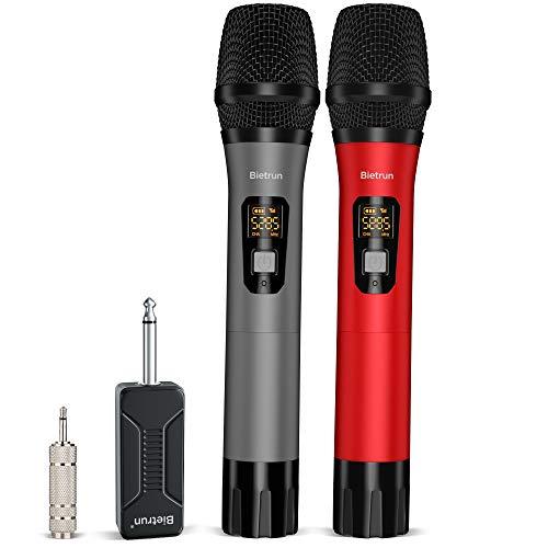 Wireless Microphone UHF Wireless