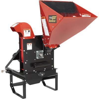 Pto Wood Chipper (NorTrac PTO Chipper - 5 1/2in. Capacity)