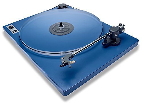 U-Turn Audio – Orbit Plus Turntable (Blue)