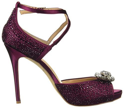 fd3cebc446a6 Badgley Mischka Women s Zaina Heeled Sandal - Choose SZ color