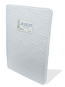 Amazon Com Colgate Portable Mattress 26 Quot X 37 Quot X 2