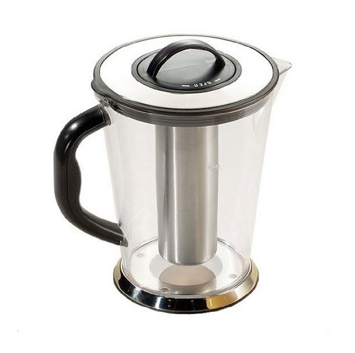 Tablecraft (3LKK) 3 qt Stainless Steel Center Ice Core Pitcher