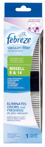 Febreze Bissell Line 8 & 14 Replacement Vacuum Filter