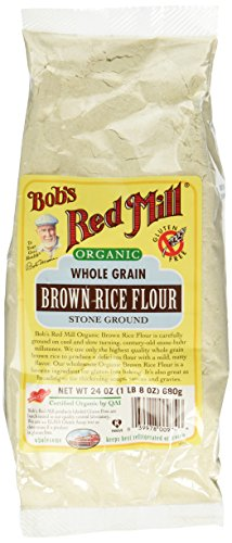 bob red mill brown rice - 9