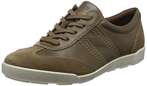 ECCO Crisp Ii, Zapatos De Cordones Derby para Mujer Marrón (BIRCH/BIRCH58168)
