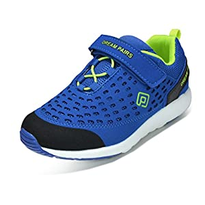 DREAM PAIRS Toddler 160508-K Royal Black L.Green Athletic Running Shoes Sneakers - 8 M US Toddler