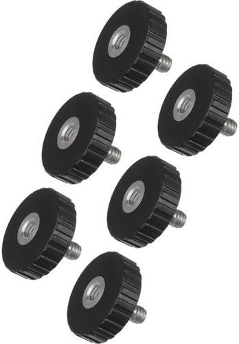 Vello 1//4-20 Camera Screw Kit 6 Screws Total