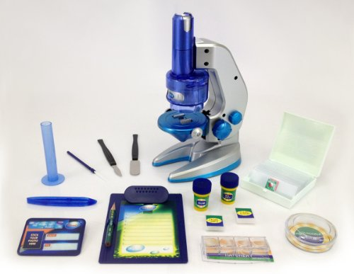 Deluxe Microscope Science 100X600X1000 Learning
