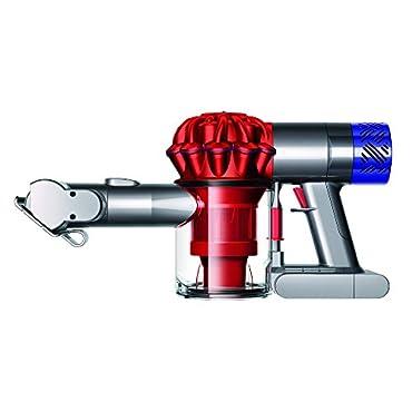 Dyson V6 Top Dog HEPA Handheld Vacuum, Red #231893-01