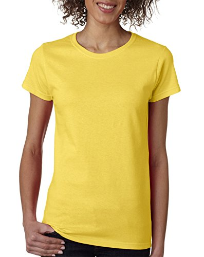 - Gildan Adult Heavy Cotton T-Shirt - Daisy - 2XL
