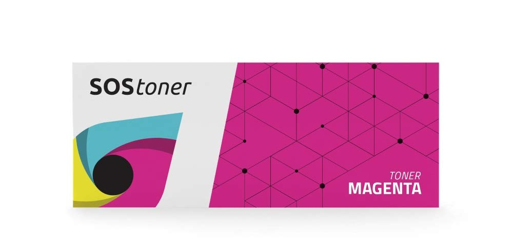 Toner compatible OKI C3300 3400 3450 MAGENTA: Amazon.es: Electrónica