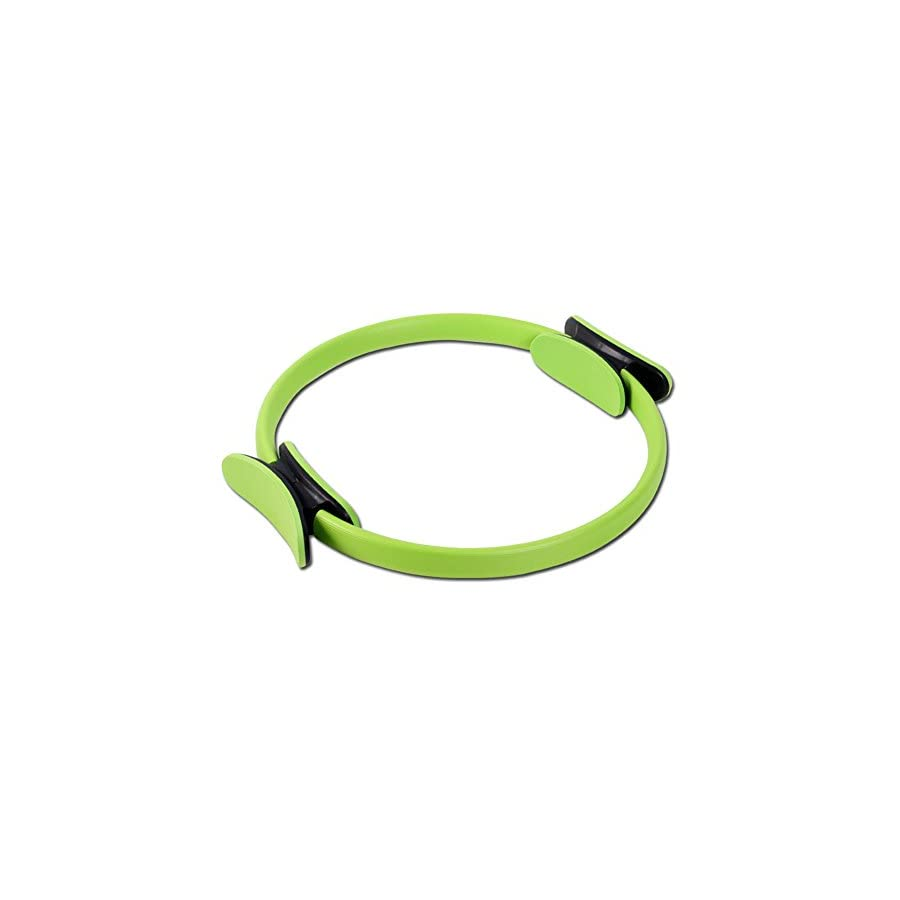 Pilates Ring,Premium Power Resistance Full Body Toning Fitness Magic Circle Yoga Resistance Training