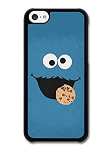 diy phone caseAMAF ? Accessories Cookie Monster Muppet Blue Face Minimalist Poster TV Show case for iphone 4/4sdiy phone case