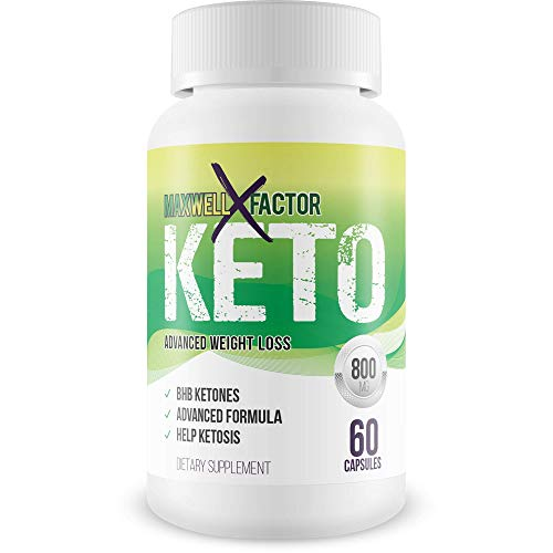 - Maxwell Keto X Factor Advanced Weight Loss - Burn Fat Faster in Ketosis - 2 Pack - BHB Accelerated Ketosis - Maxwell Keto Pills The X Factor Keto Diet Secret to Boost Fat Burn and Lose More Weight