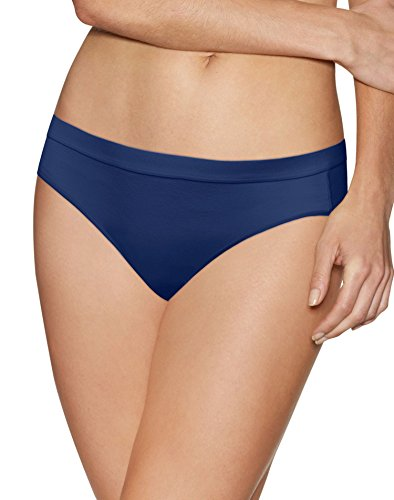 Hanes Womens Ultimate Constant Comfort X-Temp Bikini 3-Pack