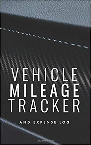 5f72332c19b Amazon.com  Vehicle Mileage Tracker And Expense Log  640 Mileage Log ...