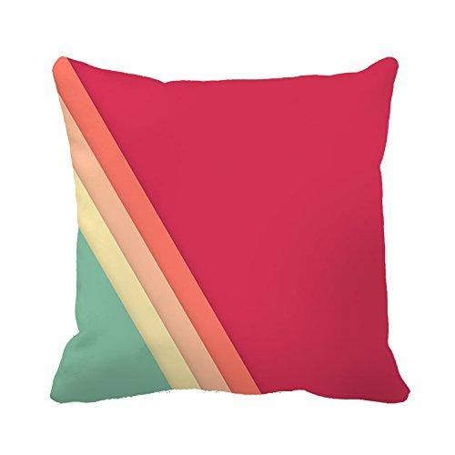 yinggouen líneas y color a juego para decorar para un sofá ...