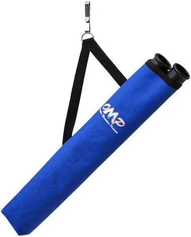 OMP 5-Tube Field Hip Quiver Right Hand Blue