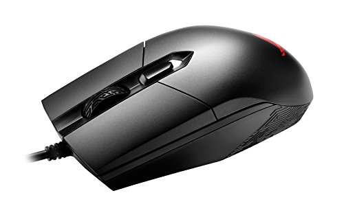 ASUS Ambidextrous Optical Gaming Mouse - ROG Strix Impact | Wired Gaming Mouse for PC | Ergonomic Design, Ultimate…