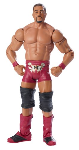 WWE David Otunga RAW Supershow Figure - Series #25 by Mattel