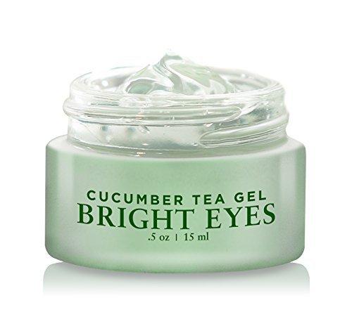Basq Skin Care Basqnyc Cucumber Tea Eye Gel, 0.5 OZ by Basq