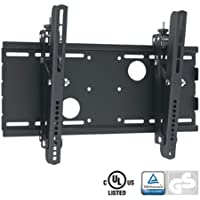 Black Adjustable Tilt/Tilting Wall Mount Bracket for Sony KDL32BX300 / KDL-32BX300 32 LCD TV/Television