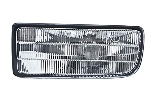 HELLA 006270051 BMW 3 Series E36 Driver Side Replacement Fog Light Assembly Bmw 318i Fog Light