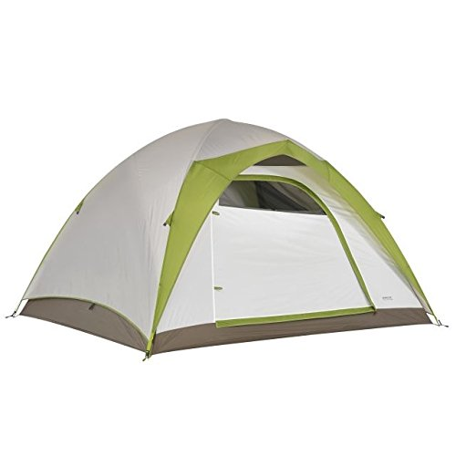 Kelty Yellowstone 4 Tent White/Green One Size