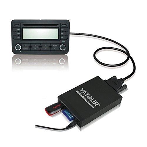 YATOUR Car Digital Music Changer USB SD MP3 For SUZUKI Grand Vitara Swift SX4