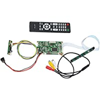 NJYTouch HDMI AV Remote LCD Controller Board For 6inch 7inch 50pin 800x480 LCD Screen