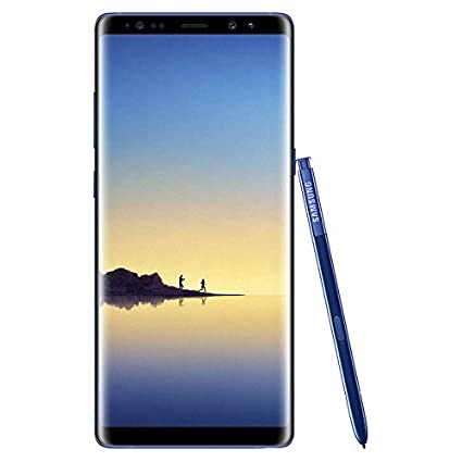 Samsung Galaxy Note 8 Smartphone da 64 GB, Blu, Marchio TIM