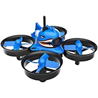 Gbell RC Aircraft Shark Hunting 013 Pro Micro FPV RC Drone Quadcopter With 5.8G 1000TVL 40CH Camera VR006 VR-006 3 Inch Goggles