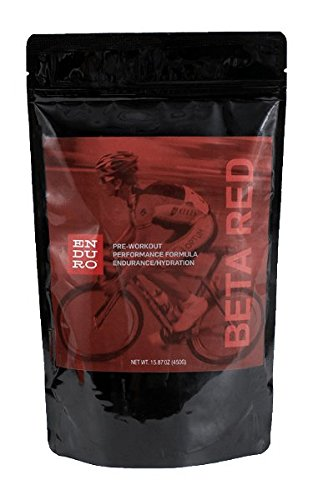 Beta Red Performance Formula serving product image