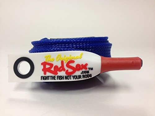 """The Original Rod Sox Fishing Rod Cover (Blue, Spinning rods 6'10"""" to 7'3″) Review"""