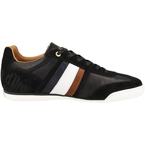 Pantofola Doro Herren Imola Uomo Lage Sneaker Zwart (10181020.25y)