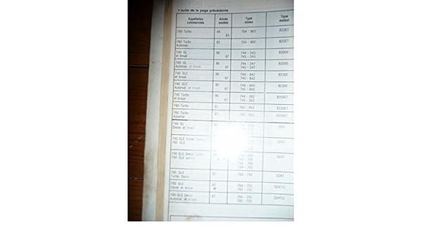Rta 479.2 volvo 240-740-760 (82/87): Amazon.es: Etai: Libros en idiomas extranjeros