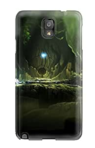 Galaxy Note 3 WxemUtv11635vGLeH Ori And The Blind Forest Tpu Silicone Gel Case Cover. Fits Galaxy Note 3