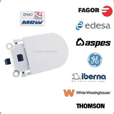 bar Tirador maneta puerta lavadora FAGOR, ASPES, EDESA, GENERAL ...