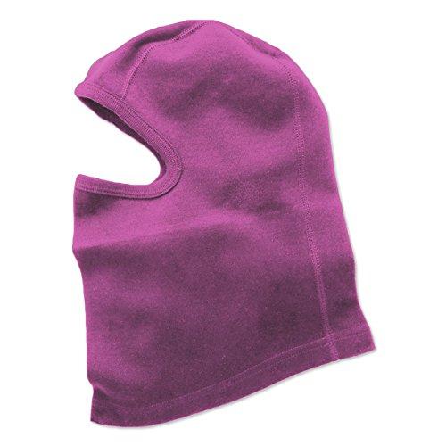 Minus33 Merino Wool Clothing Unisex Midweight Wool Balaclava, Radiant Violet, One Size by Minus33 Merino Wool (Image #3)