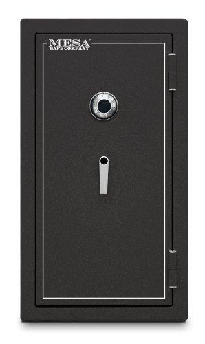 Mesa Safe Burglary & Fire Safe Cabinet 2 Hr Fire Rating, Combo Lock, 22