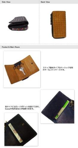 key leather case 36095 SOLATINA mesh Black SW SOLATINA mesh ZzqXItxpwn