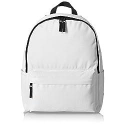 AmazonBasics Classic Backpack - White