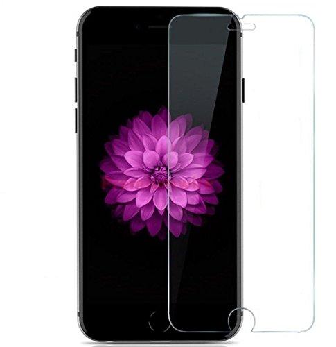 Panzerglas Glasfolie Apple iPhone 6/6S Echt Glas Schutzfolie - 9H Hartglas Vada-Tec Original