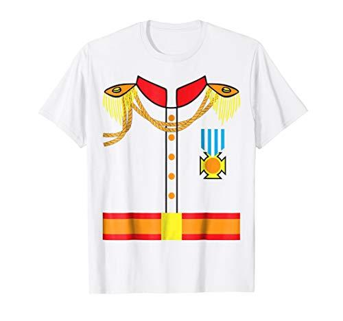 Prince Costume Shirt - Cute & Charming Prince Shirt for Kids ()