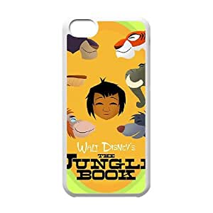 Jungle Book iPhone 5c Cell Phone Case White yyfabd-231018
